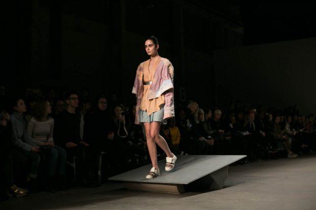 Ajbilou Rosdorff, Amsterdam Fashion Week, model photography, fashion photographer Amsterdam, catwalk, fashion design, ramp, asian style clothing