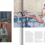 Summer fashion shoot published in anywhere.pl
