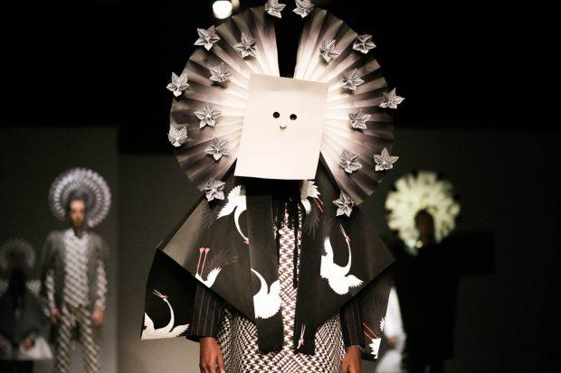 fashion photography, models, Das Leben am Haverkamp, catwalk, Amsterdam Fashion Week, surreal fashion