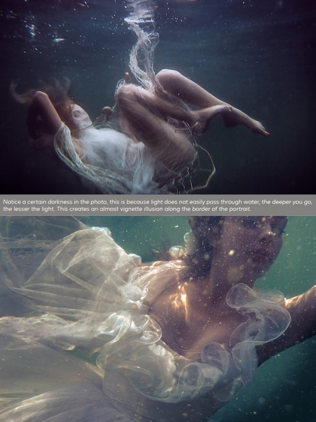 photographer amsterdam, suicide bride, underwater photoshoot,