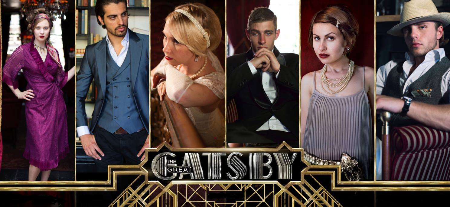 Great-Gatsby-modeling-Cast - Megan Alter Photography