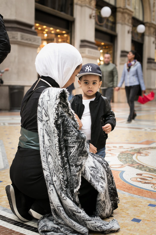 street fashion, kids fashion, womens fashion, milan, street style, street fashion, street photography, galleria vittorio emanuele, milan