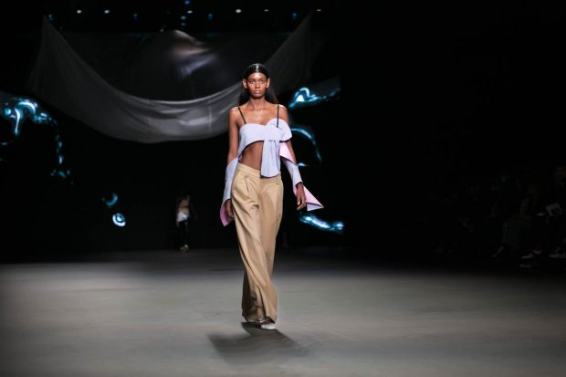 fashion show, Amsterdam Fashion Week, Martan, Diek Pothoven, Luuk Kuijf, woman, model, catwalk, fashion photography, fashion photographer Amsterdam