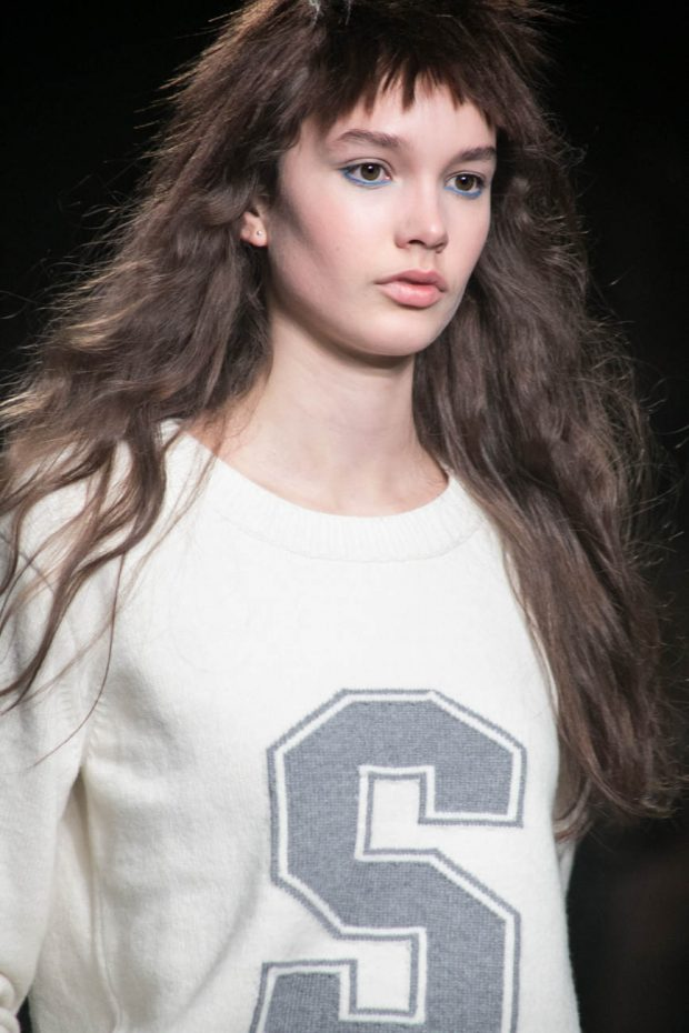 Spijker en Spijkers, Amsterdam Fashion Week, fashion show, catwalk, model, walk, hair, makeup, S