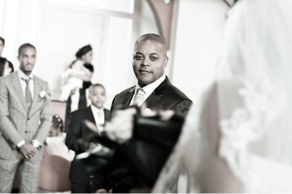 bride and groom, romantic wedding