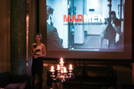 Mad Photography Exhibition and Video Premiere
