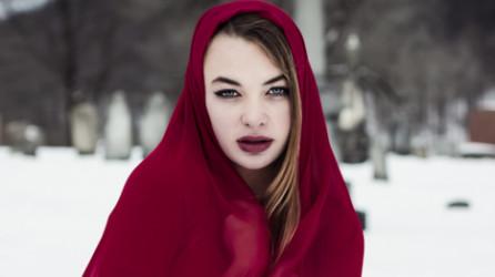 Devil Bride Photo Shoot