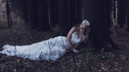 Fashion Shoot: Lost Bride