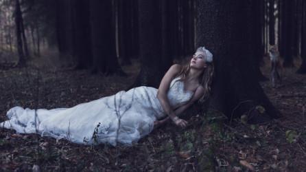 Fashion Shoot: Lost Bride