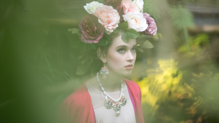 Queen of Spring: Fashion Photography