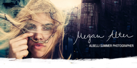 Megan Alter as Albelli's Summer Spokesperson