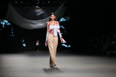 First peek at Amsterdam Fashion Week