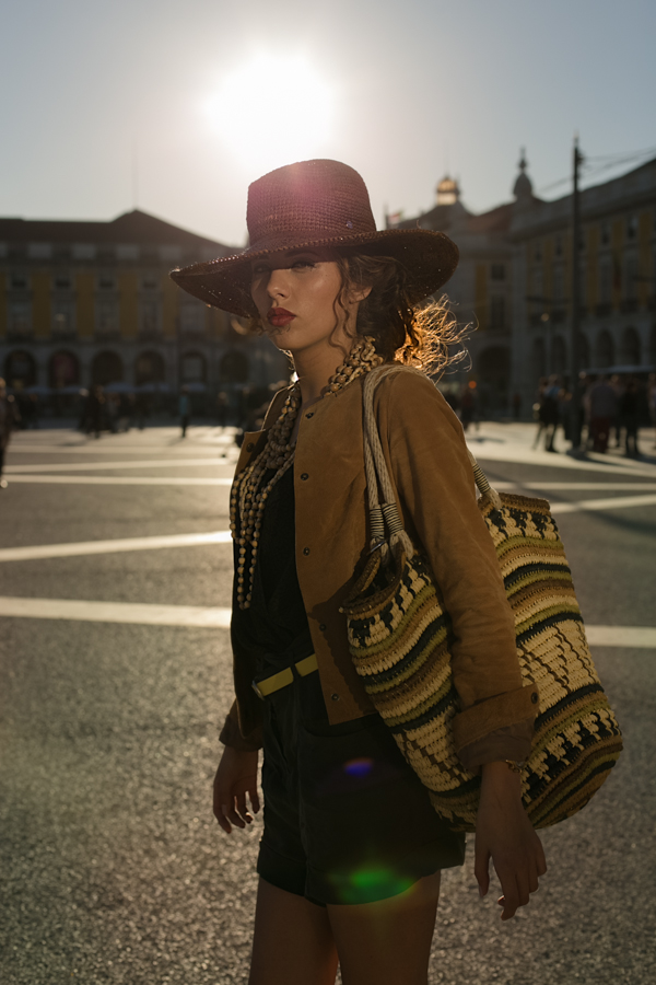 Lisbon Fashion photo shoot